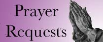prayer request logo